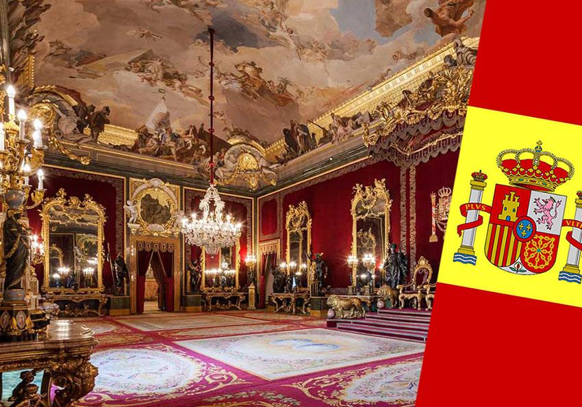 دریافت اقامت اسپانیا از طریق تمکن مالی