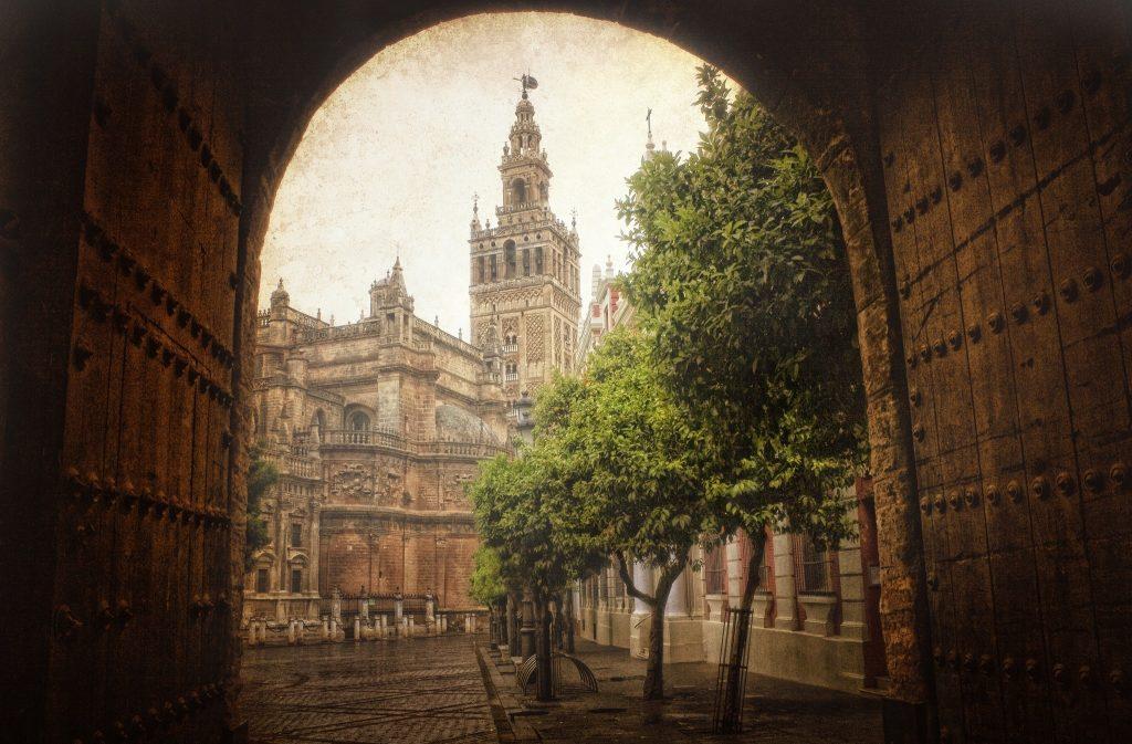 کلیسای جامع سویا - اسپانیا