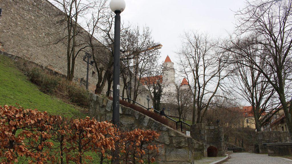 Castle براتیسلاوا - اسلواکی