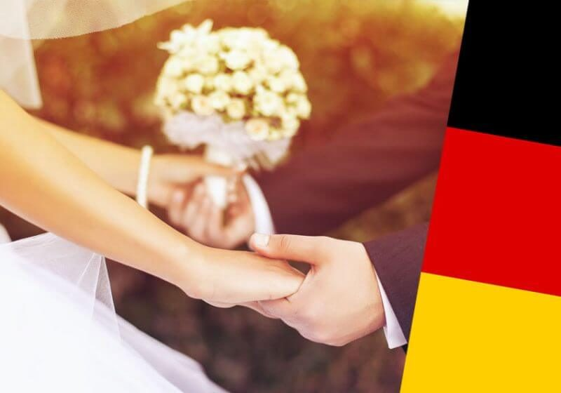 اقامت آلمان از طریق ازدواج (آخرین شرایط ۲۰۱۹)