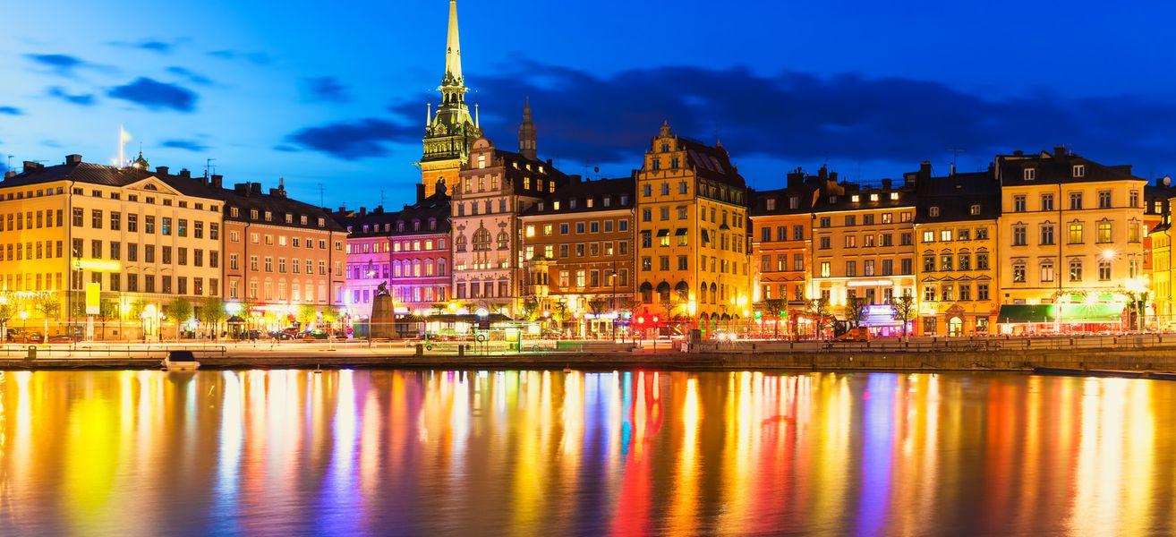 سوئد - استکهلم