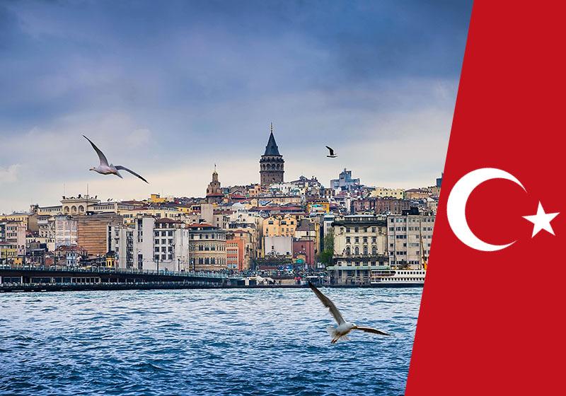 هزینه اقامت کاری در ترکیه