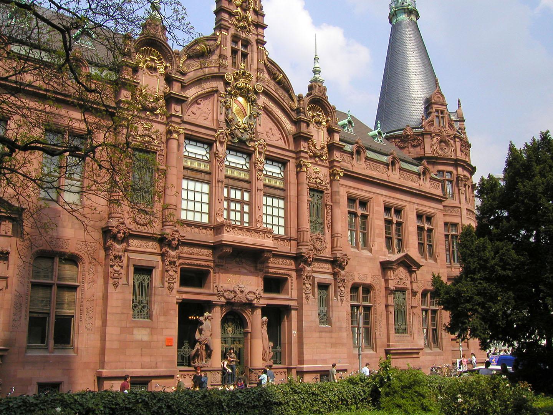 دانشگاه Ruprecht - هایدلبرگ