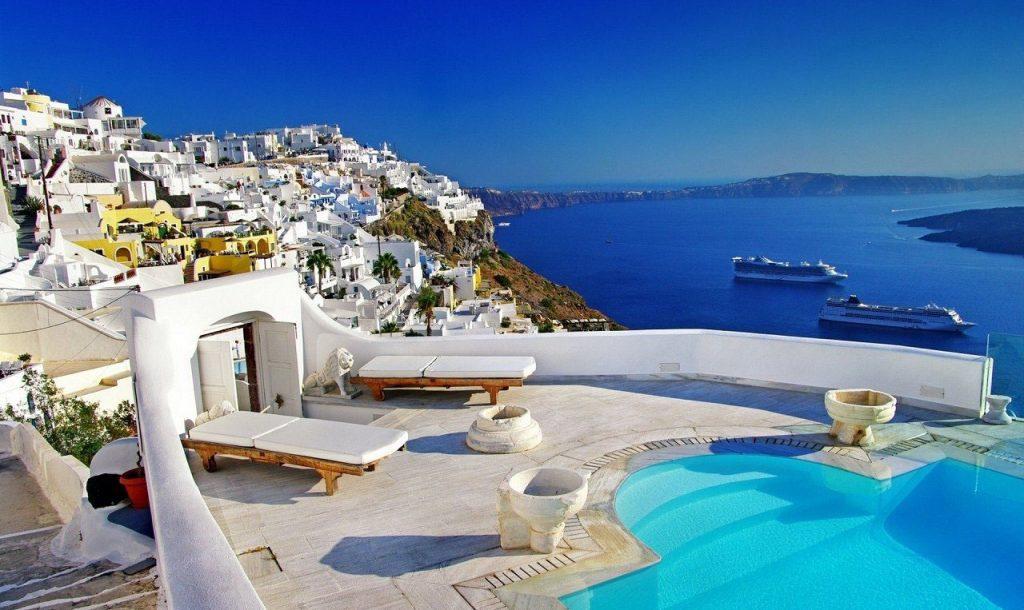 زندگی در یونان