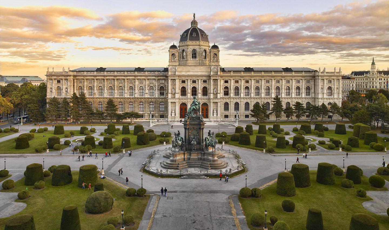 موزه تاریخ هنر اتریش (Kunsthistorisches)
