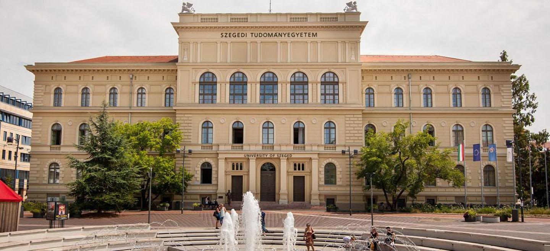 دانشگاه Szeged - مجارستان