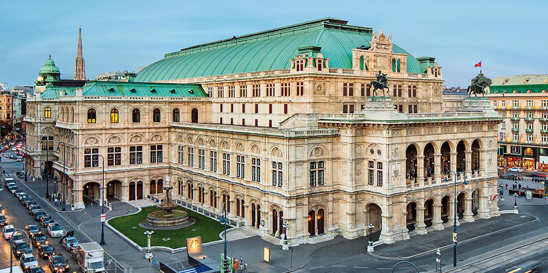 ساختمان اپرای ایالتی وین