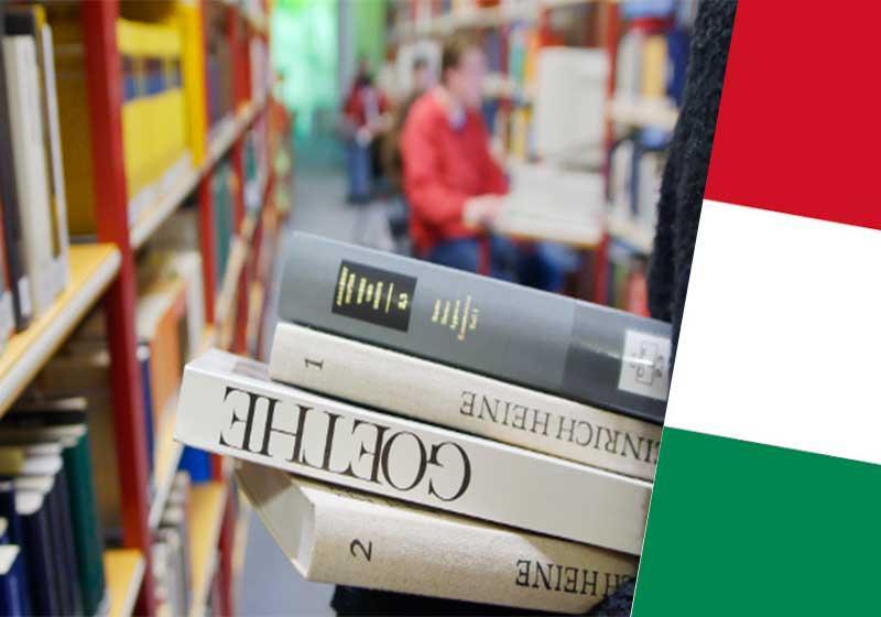 دوره زبان آلمانی در مجارستان (شرایط 2020)