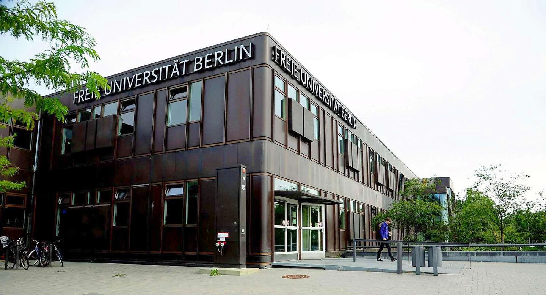 تحصیل در دانشگاه آزاد برلین (Freie Universität Berlin)