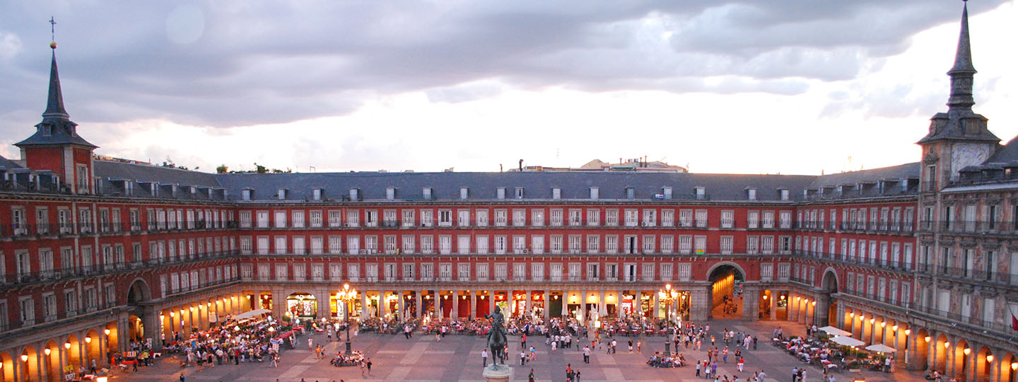 Madrid - Plaza
