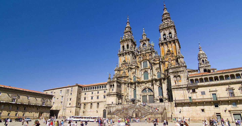 کلیسای جامع Santiago de Compostela