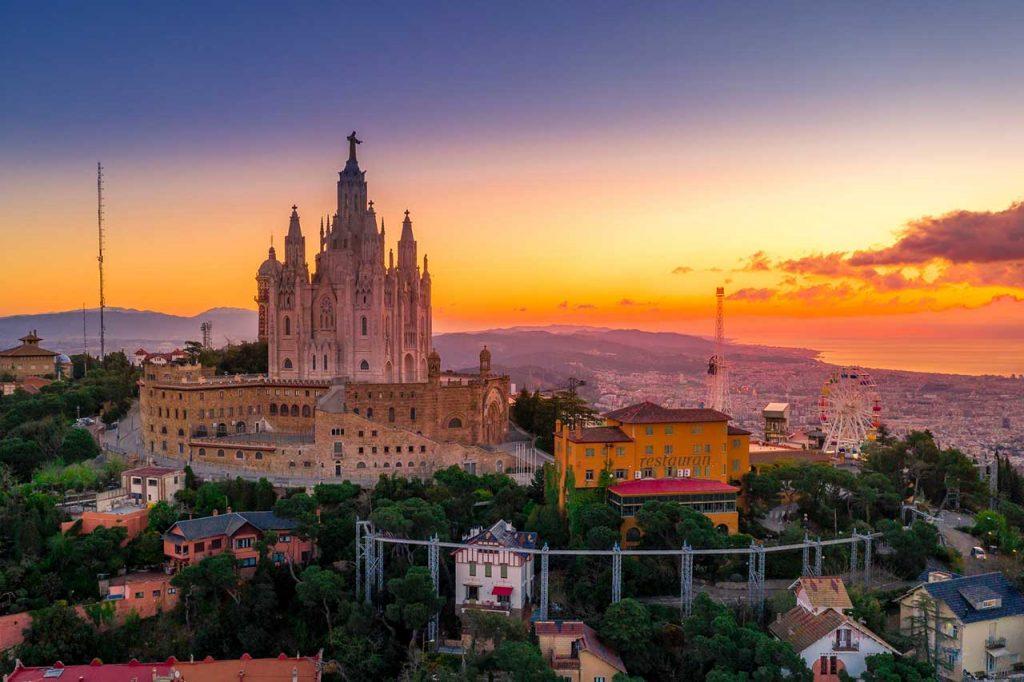 Barcelonès,-Barcelona,-Spain