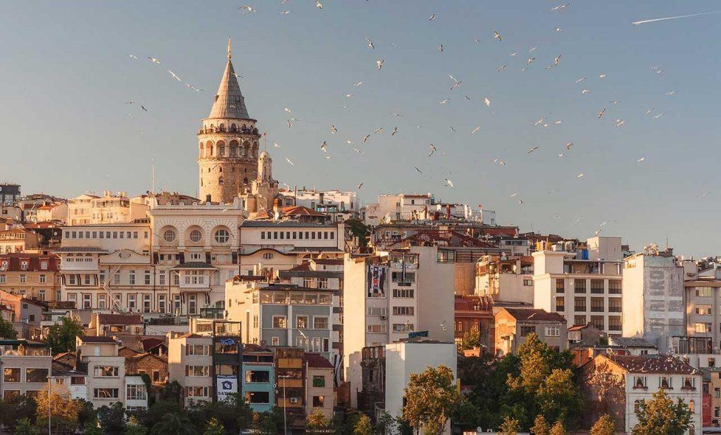 امنیت استانبول برای زندگی