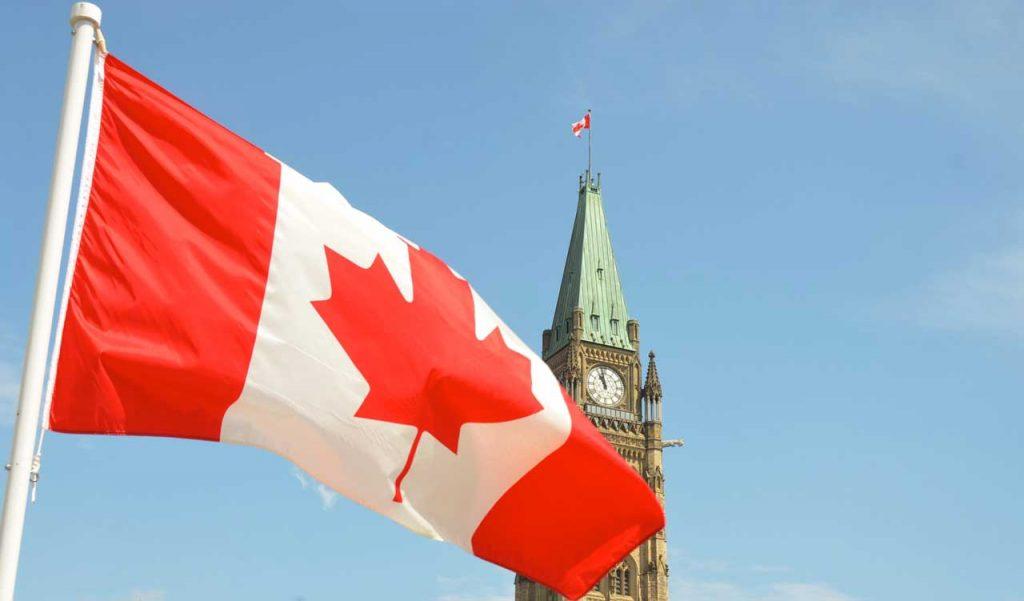 پرچم کانادا و بهترین شهر کانادا برای پزشکان