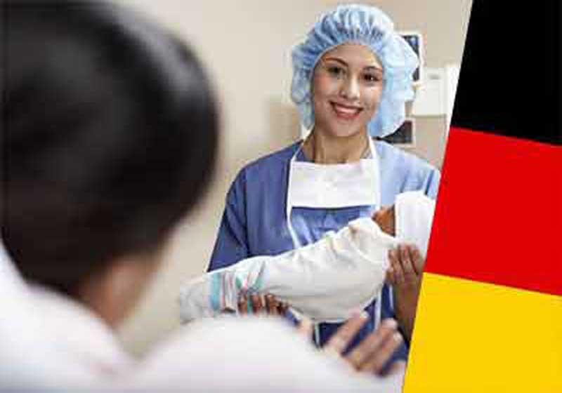 کار مامایی در آلمان – بررسی کامل آخرین شرایط  (+تغییرات 2021)
