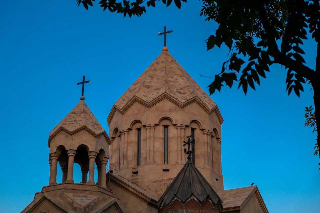 تحصیل کارشناسی ارشد در ارمنستان
