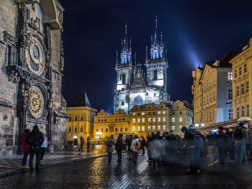 بورسیه تحصیلی در جمهوری چک