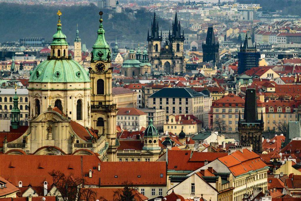 شهرهای دانشجویی چک