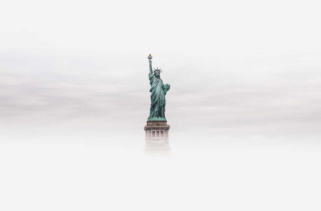 Statue-of-Liberty-National-Monument,-New-York,-United-States