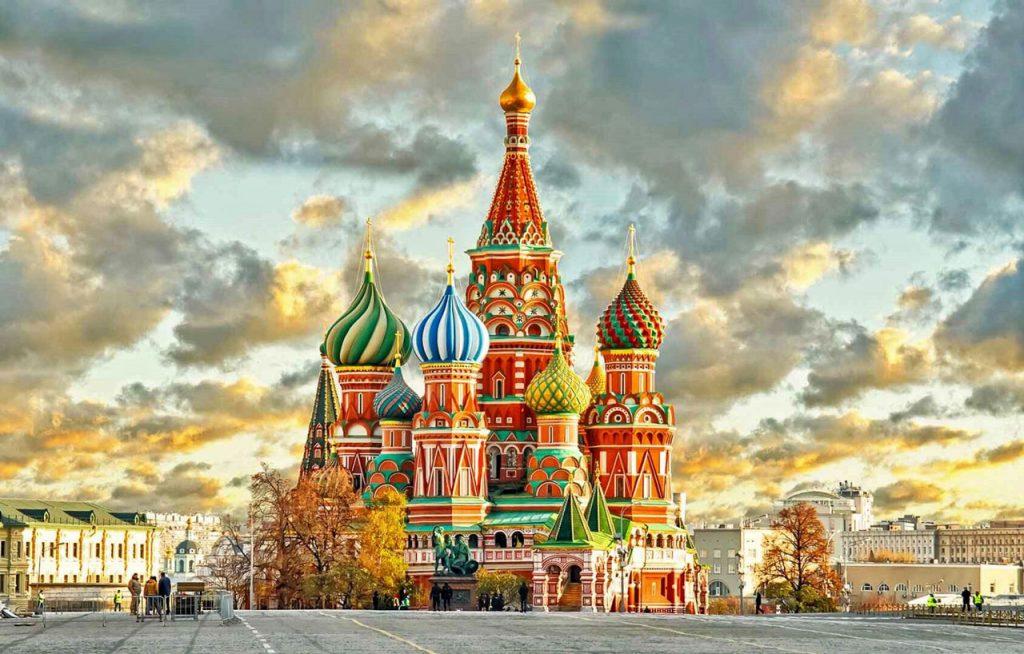 دوره زبان روسیه