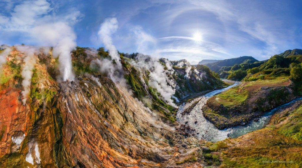 Valley-of-Geysers