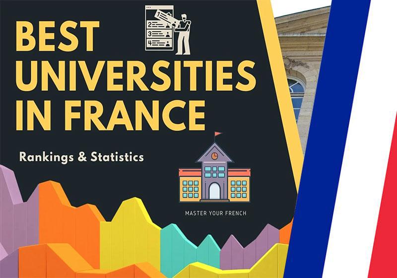 بهترین دانشگاه های فرانسه (رتبه بندی 2021)