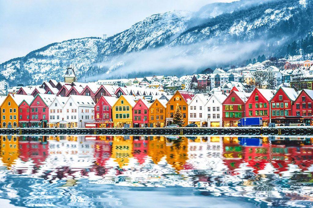 دانشگاه های مورد تایید وزارت علوم نروژ