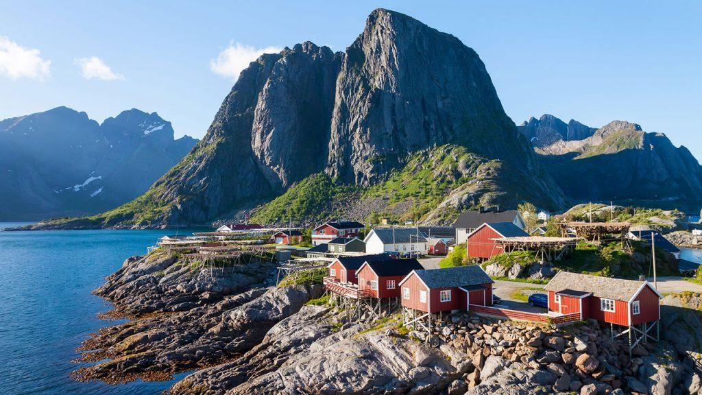 Lofoten-Islands