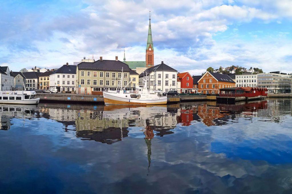 تحصیل کارشناسی در نروژ