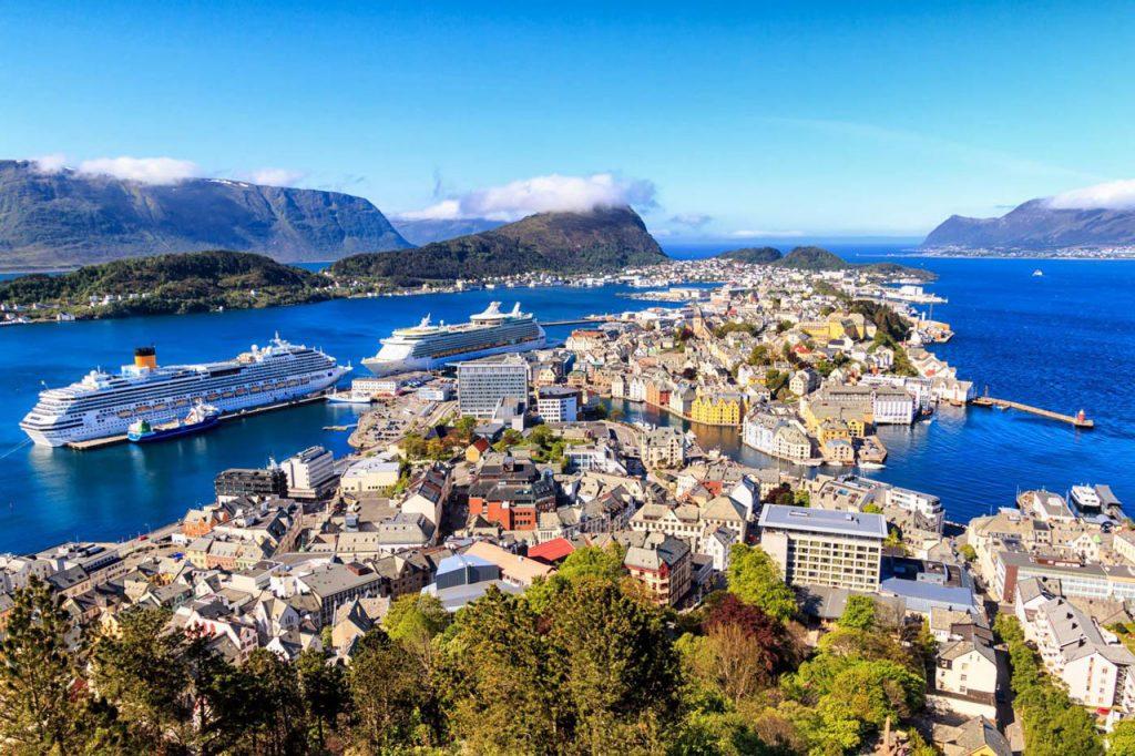 تحصیل فوق لیسانس در نروژ