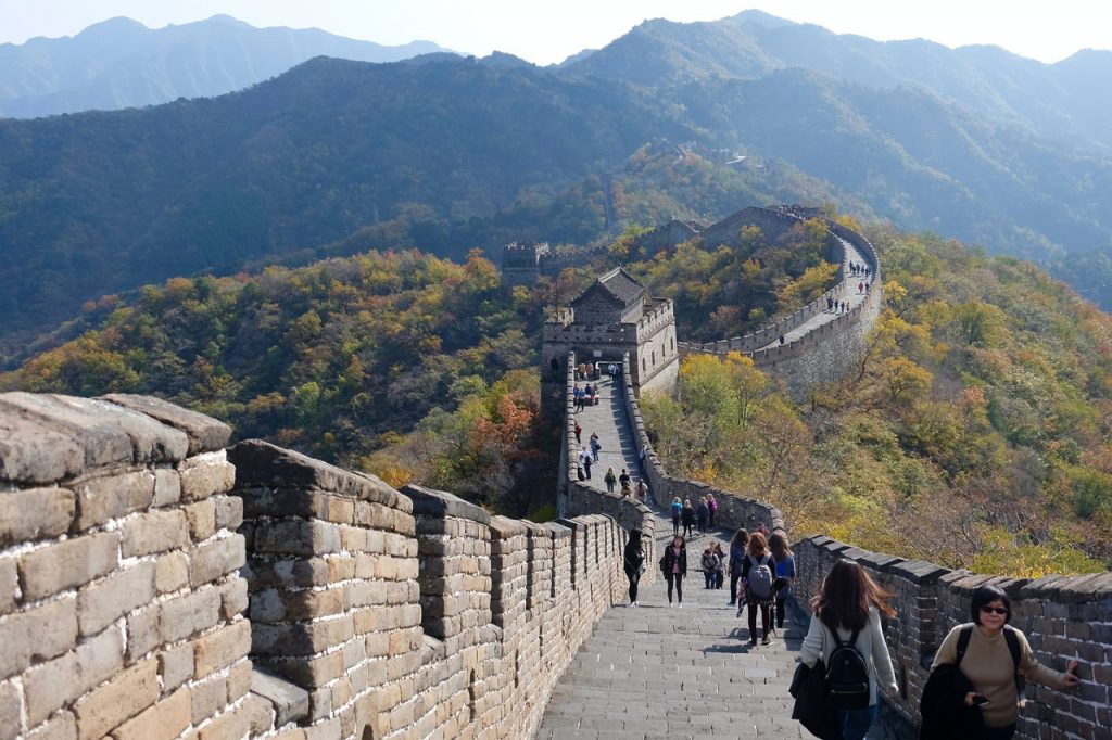 The-Great-Wall,-China