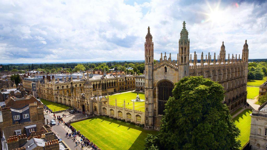 دانشگاه های برتر در انگلستان