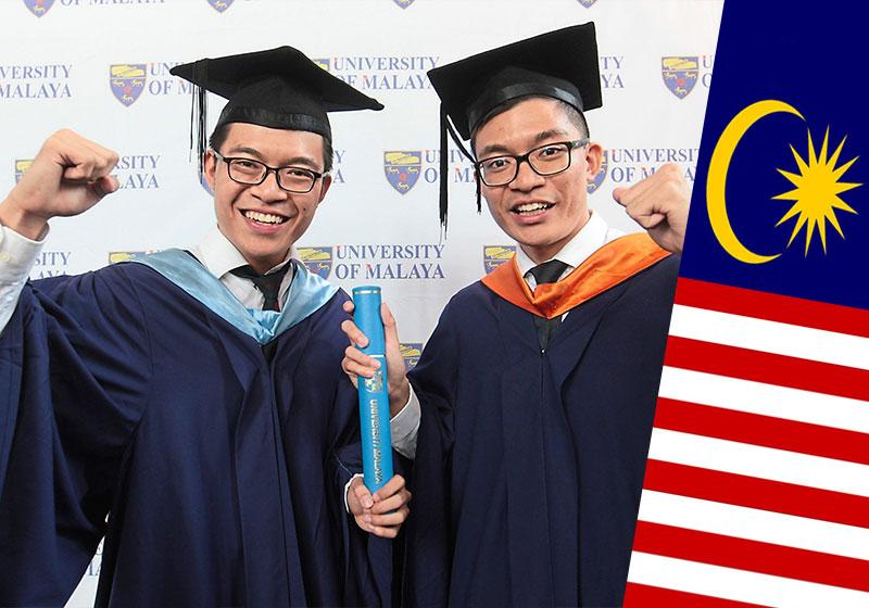 تحصیل دکترا در مالزی (+ تغییرات 2021)