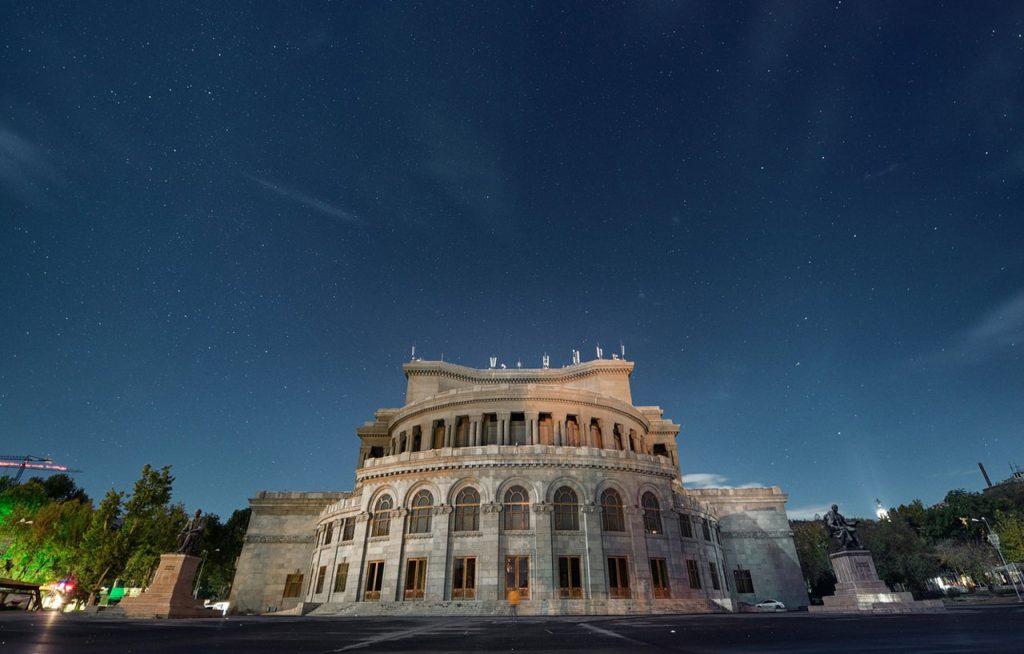 شرایط تحصیل موسیقی در ارمنستان
