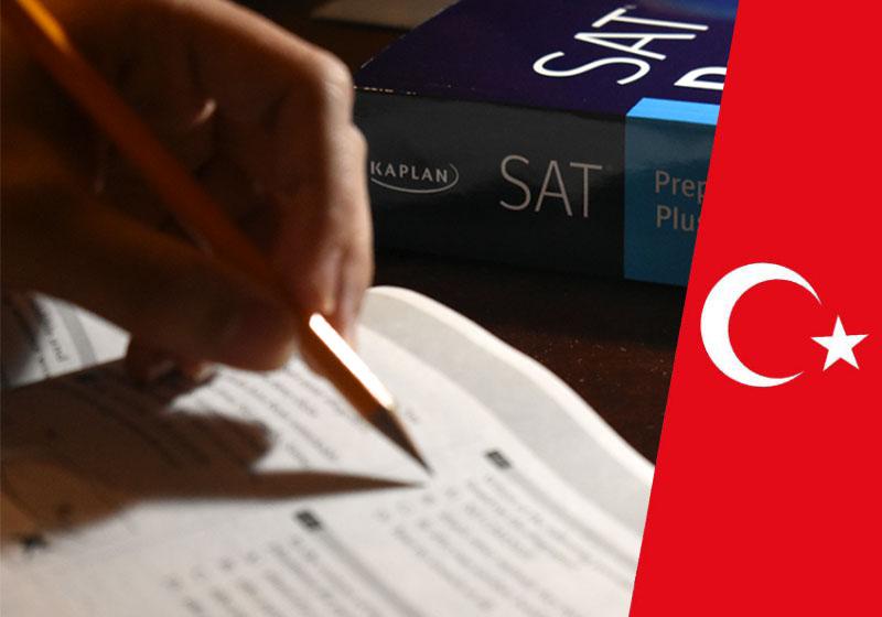 آزمون SAT ترکیه (راهنمای جامع 2021)