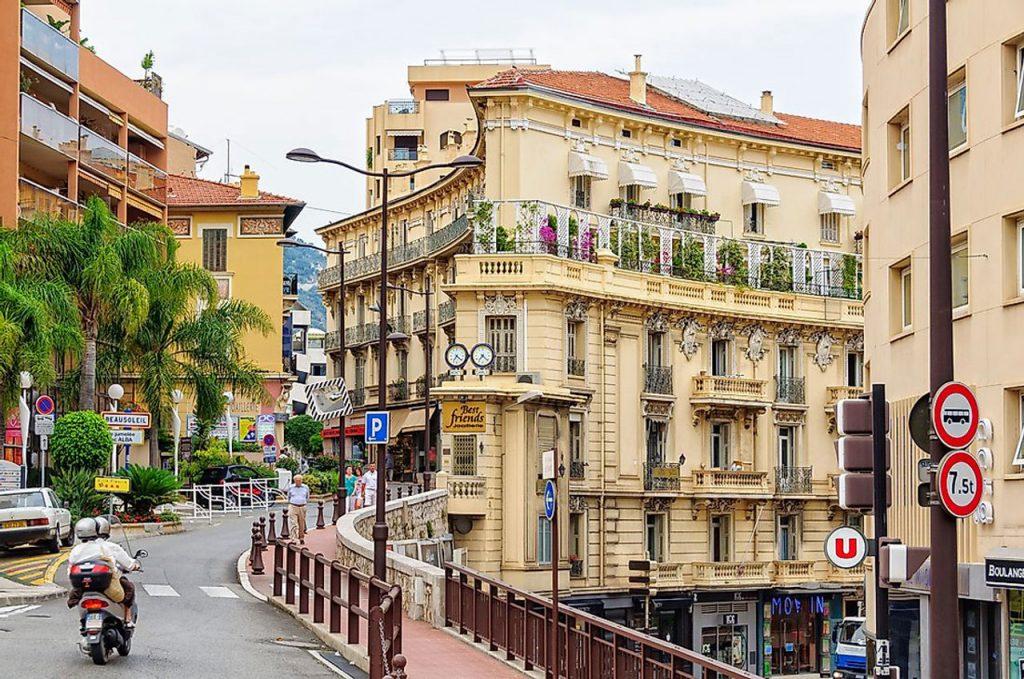 زندگی در موناکو